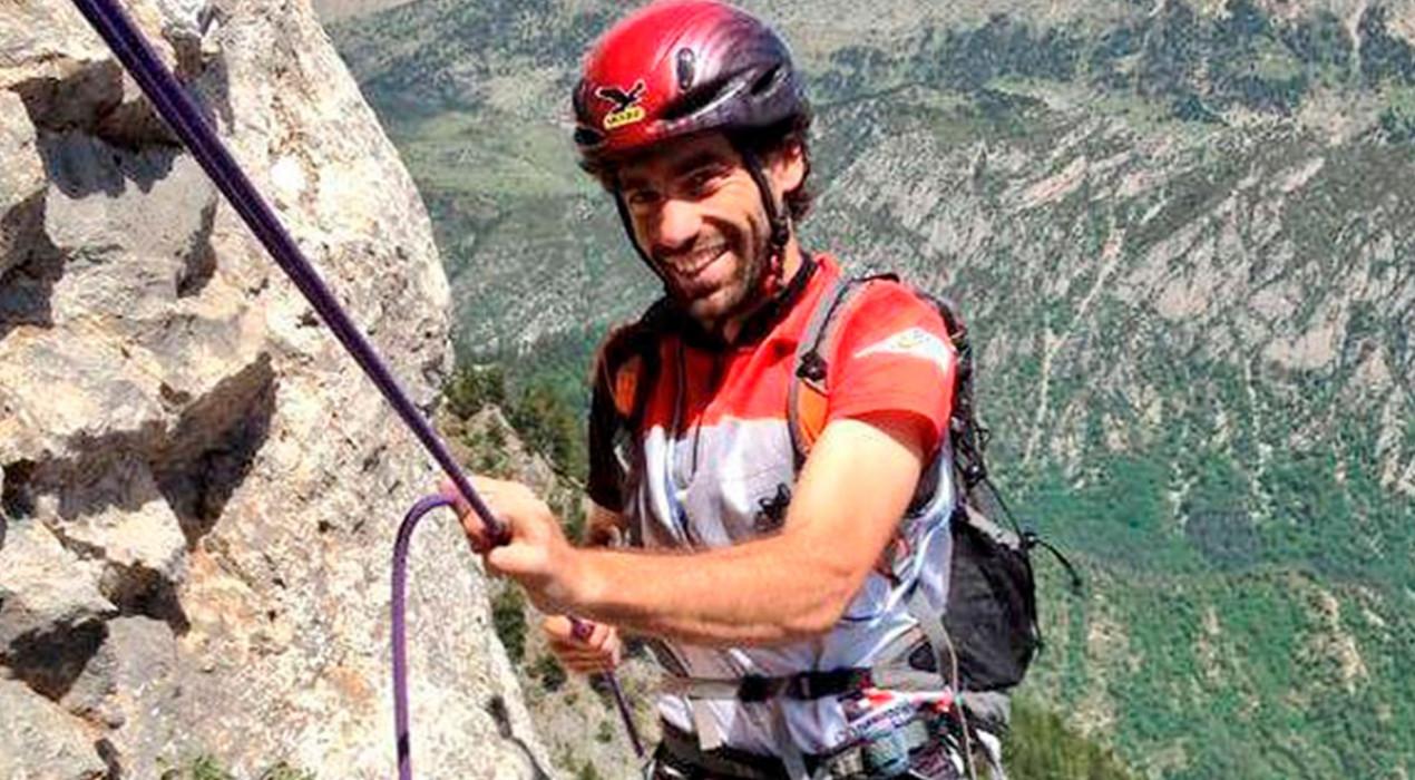 L'esportista Xavi Batriu mor en caure d'un pont a la C-16