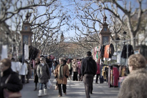 Berga permet finalment el mercat del dissabte, però només amb parades alimentàries
