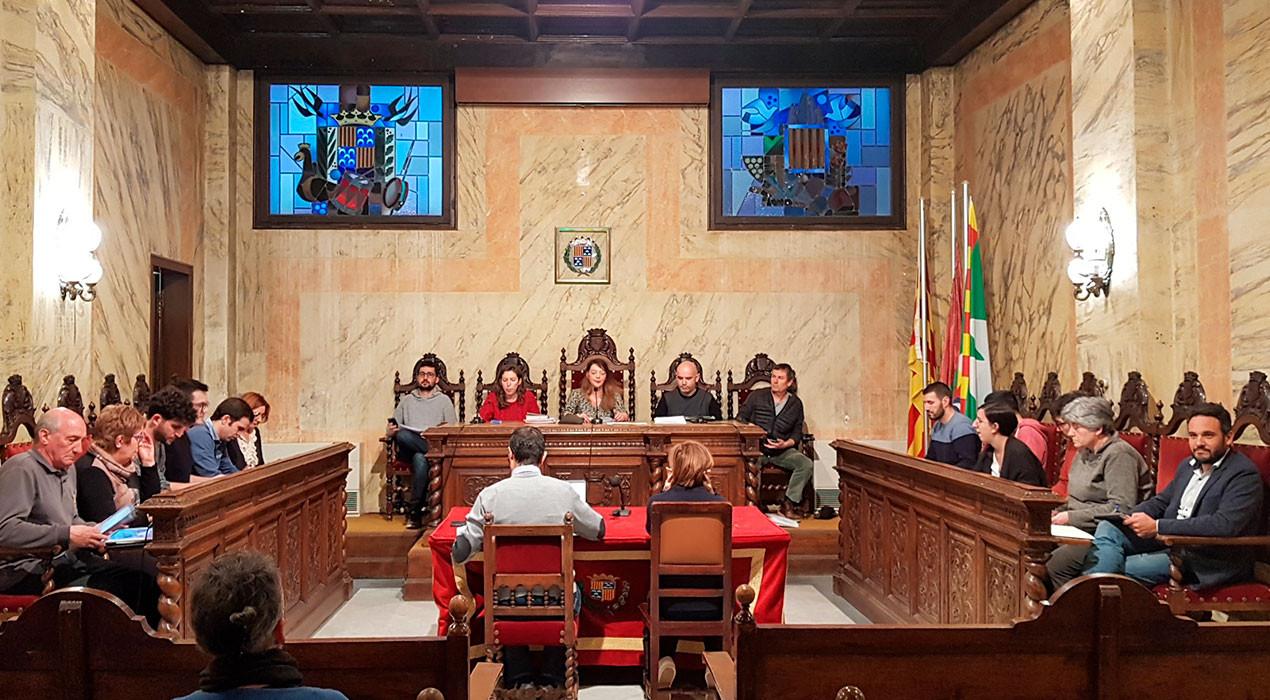 L'Ajuntament de Berga aprova per unanimitat un pla de xoc de 250.000 euros