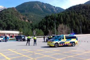 El canvi d'escenari al Túnel del Cadí: de veure passar 3.000 vehicles en un matí a 65