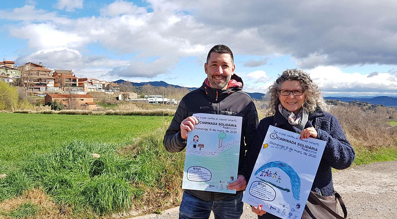 Ginkgo dona més de 7000 euros en la lluita contra el càncer infantil