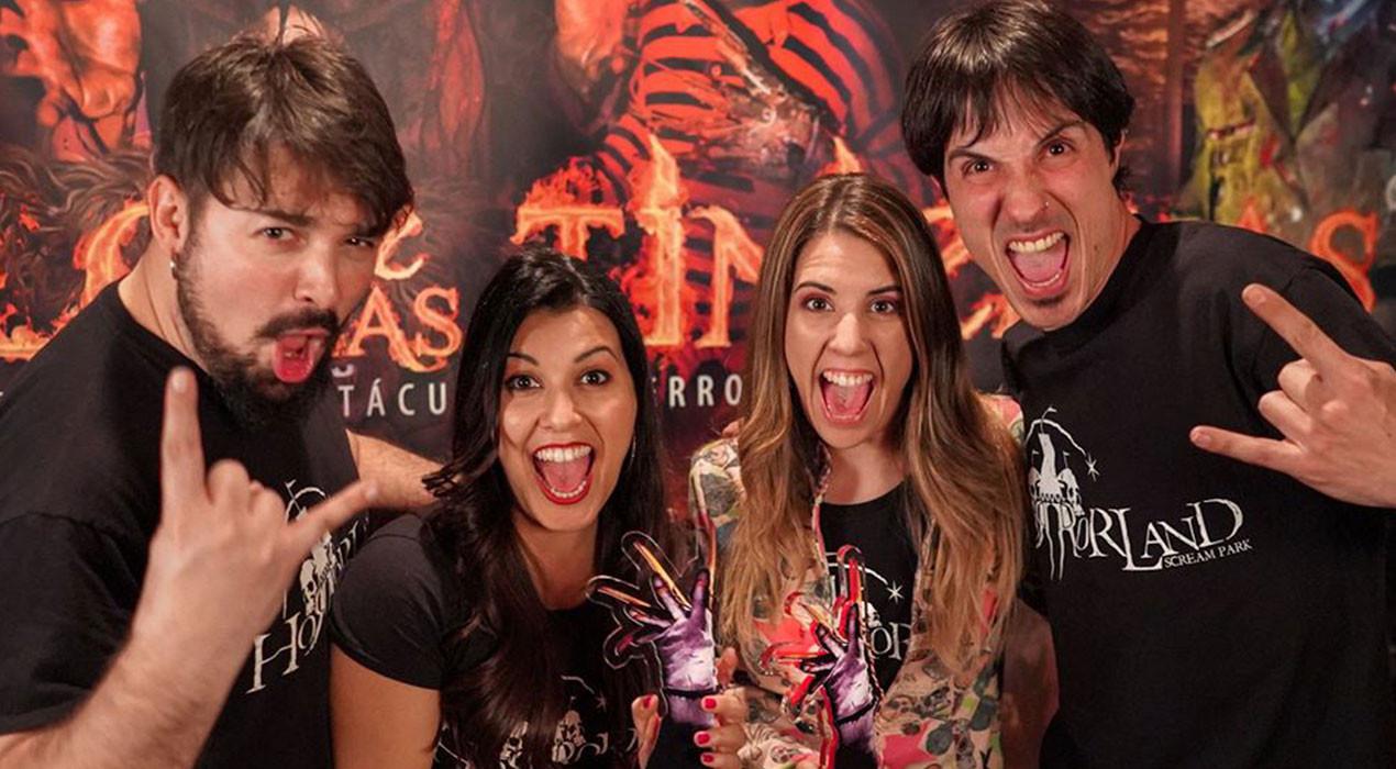 Horrorland, millor esdeveniment de terror del 2019 als Horror Awards