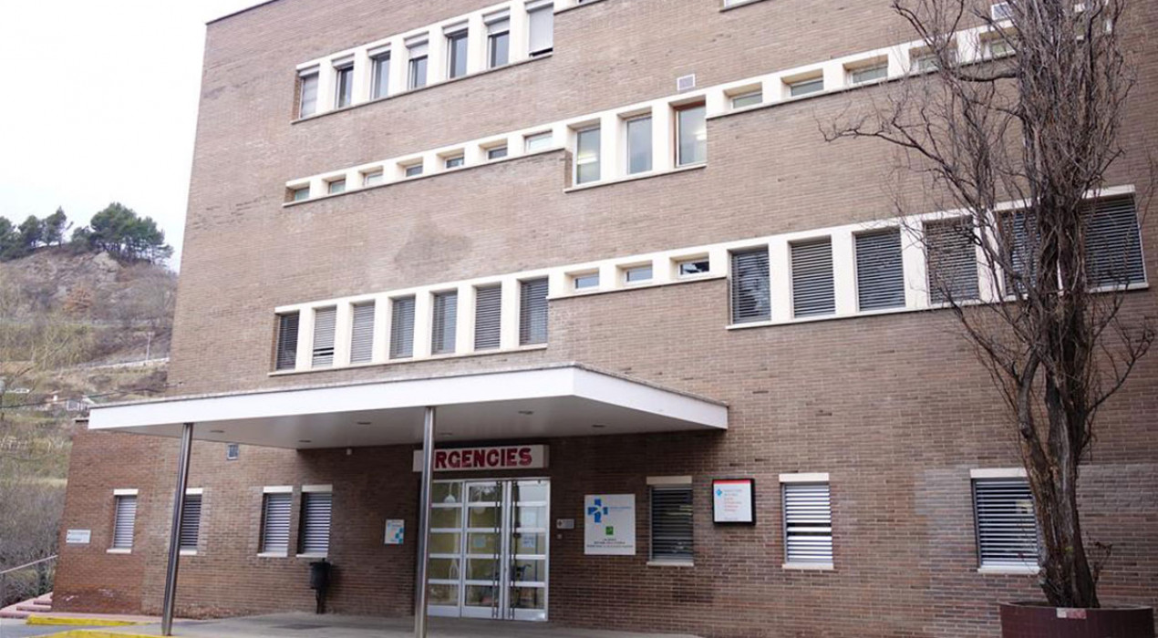 El nombre d'ingressats per Covid-19 a l'hospital de Berga segueix a la baixa: avui n'hi ha 28