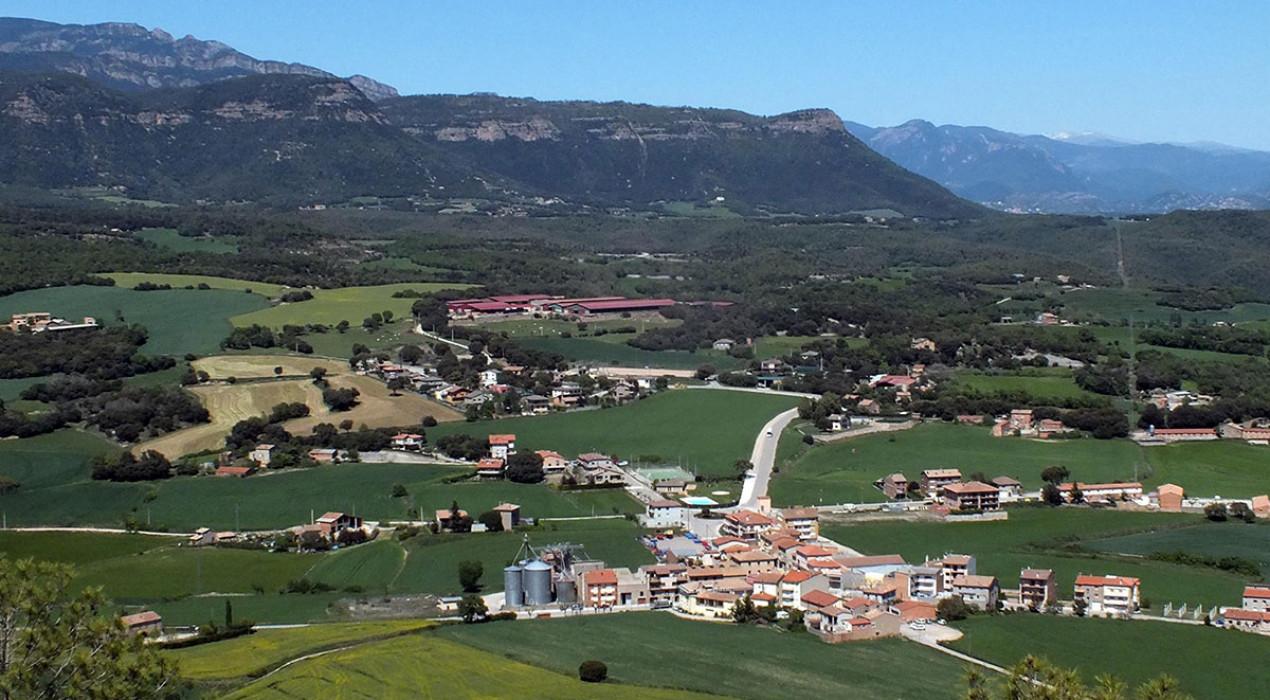 L'Ajuntament de Montmajor confirma la primera mort de coronavirus al poble