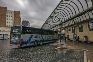 L'autobús fins a Manresa i Barcelona, gratuït fins el 9 d'abril