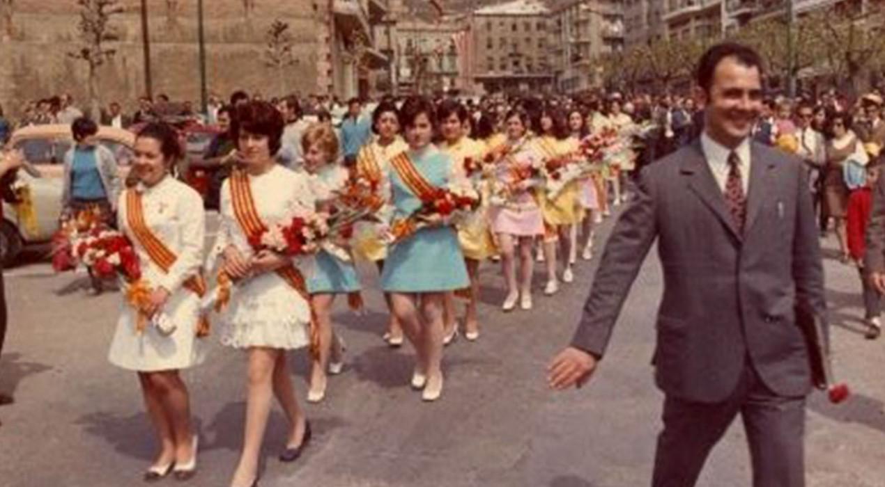 Mig segle des de l'any en què Berga va convertir-se en l'epicentre de la cultura catalana
