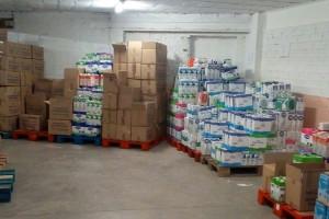 Les associacions de veïns de Berga fan una crida per recollir menjar i productes per als més necessitats
