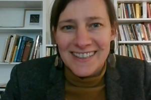 """Marie Kapretz, als empresaris del Berguedà: """"A Alemanya qui millor s'ha adaptat és qui entén que les 8 hores no són tan importants"""""""