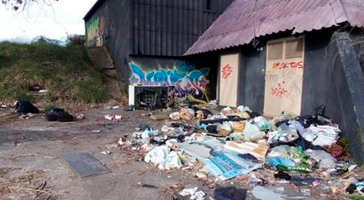 L'Ajuntament de Berga vol demanar el tancament de la zona del Menfis per aturar els abocaments de residus