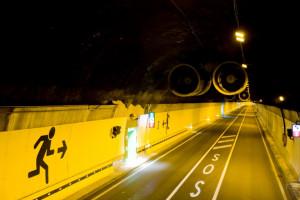 La Generalitat inverteix 1,6 milions a canviar l'enllumenat del Túnel del Cadí per tecnologia LED