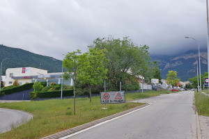 L'Ajuntament de Berga destina 92.000 euros a pavimentar els vials principals del polígon de la Valldan