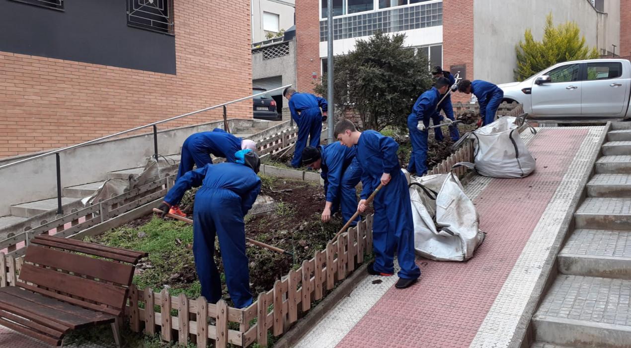Obertes les preinscripcions del PTT d'Auxiliar de Vivers i Jardins de Puig-Reig