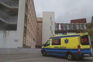 L'hospital de Berga ja té 30 pacients ingressats amb diagnòstic de Covid