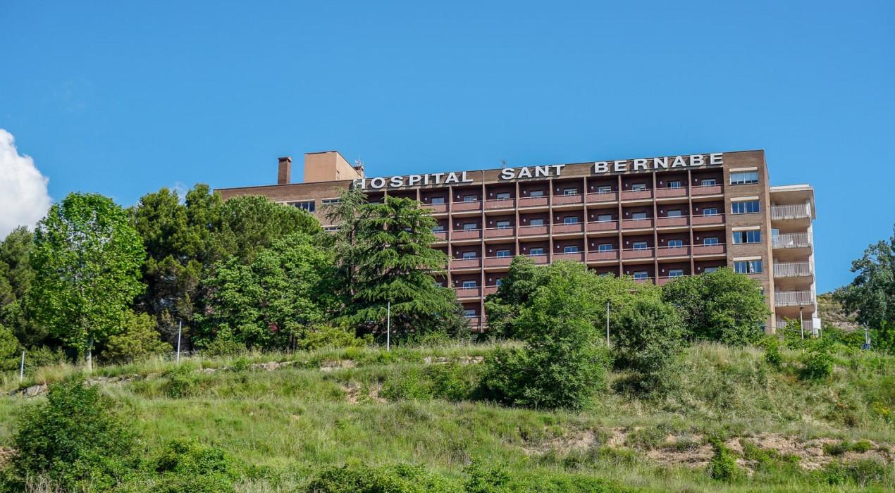 La Generalitat ja gestiona l'Hospital Sant Bernabé de Berga