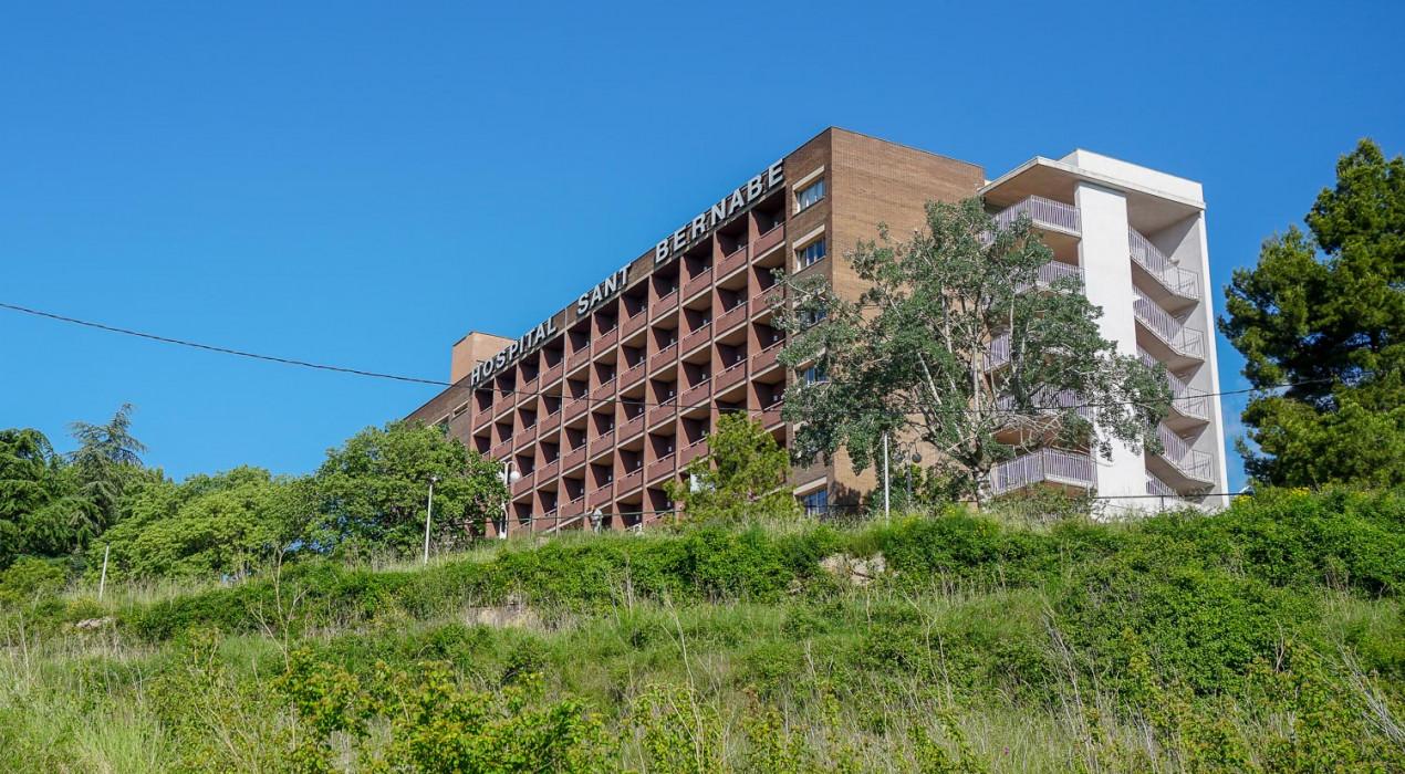 L'Hospital Sant Bernabé dona l'alta a l'última pacient amb Covid-19 que hi havia ingressada