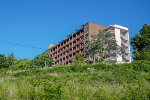 L'hospital de Berga segueix sense positius de Covid, malgrat l'augment de casos en bona part del país