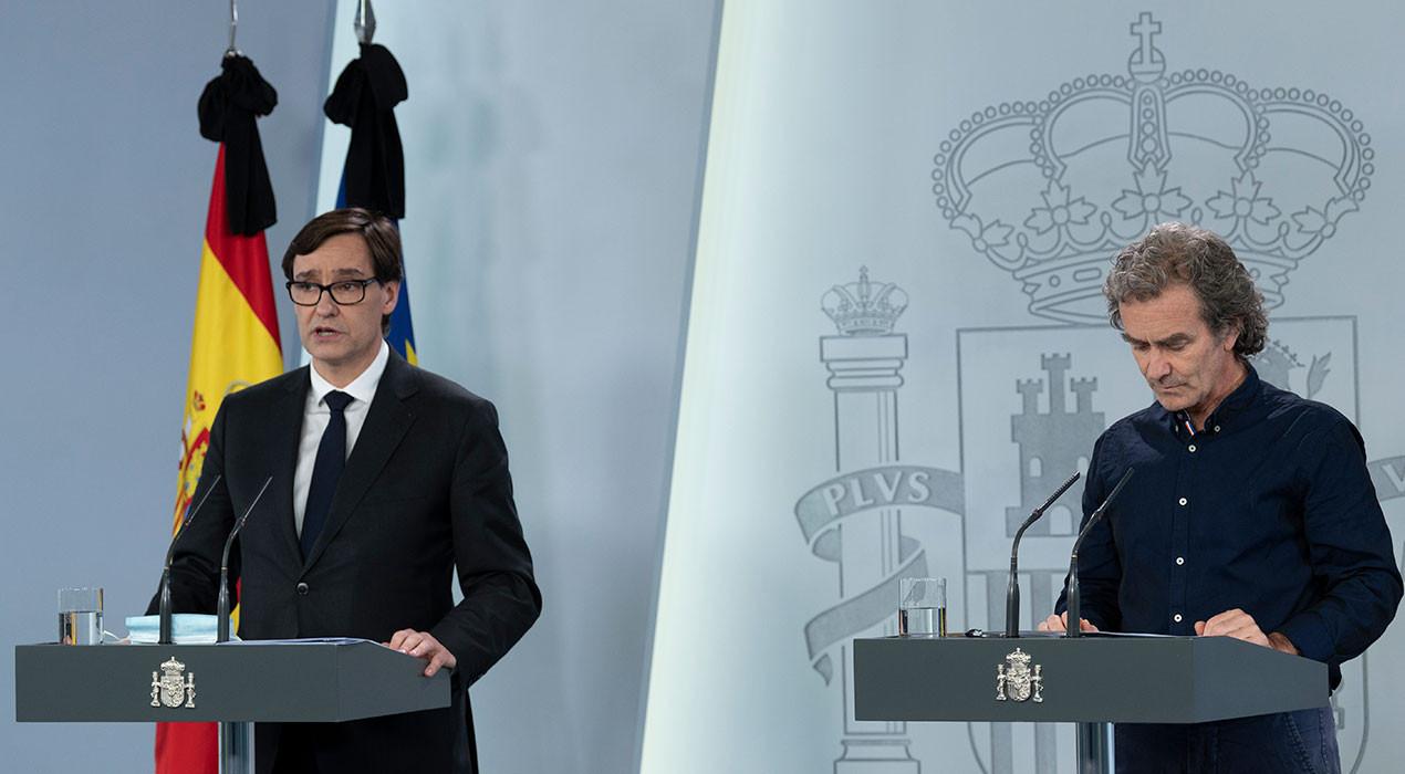 El ministeri de Sanitat accepta que Girona i Catalunya central passin a fase 3 dilluns