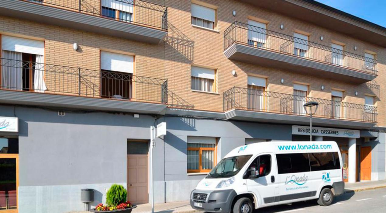 Les proves confirmen que la residència L'Onada de Casserres continua sense cap cas positiu entre els residents