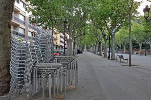 El 83% de les empreses i autònoms del Berguedà ja treballen al 100%, però més d'un 30% té problemes per afrontar pagaments