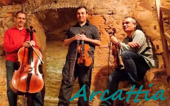 Concert Arcattia @ Monestir Sant Llorenç (GUARDIOLA DE BERGUEDÀ)