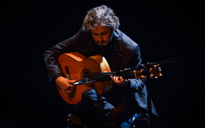 Javier Gavara @ Monestir Sant Llorenç (GUARDIOLA DE BERGUEDÀ)