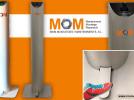 MOM Muntatges i Manteniment fabrica el dispensador de gel desinfectant més segur del mercat