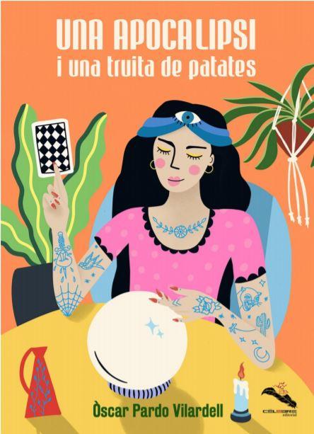 Presentació UNA APOCALIPSI I UNA TRUITA DE PATATES @ Llibreria Quatre Cantons (BERGA)