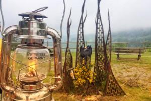 La Flama del Canigó evita les concentracions i homenatja els sanitaris del Berguedà i la societat civil mobilitzada contra la Covid