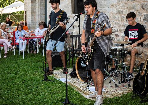 VERMUT MUSICAL: Wildeers @ Monestir Sant Llorenç (GUARDIOLA DE BERGUEDÀ)