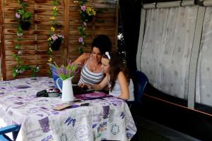 Una trentena de famílies opten per viure la desescalada en un càmping del Berguedà i evitar estar tancades en un pis