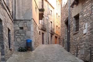 Borredà inverteix 200.000 euros en la renovació del carrer de la Font, el més antic del poble