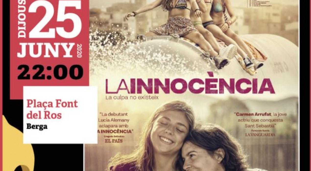 Cinema a la fresca: 'La Innocència'