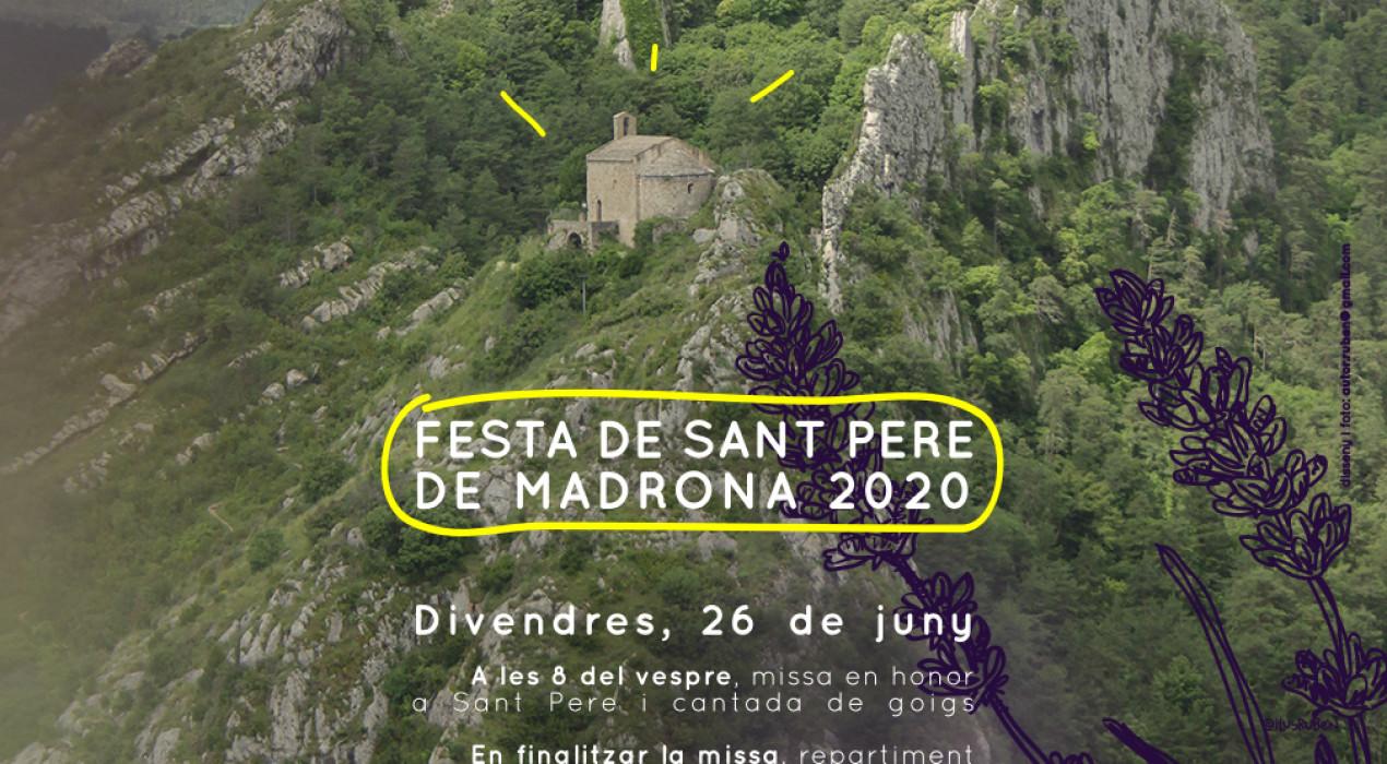 Festa de Sant Pere de Madrona de 2020