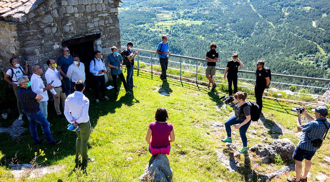 El Berguedà s'incorpora als Festivals de Senderisme dels Pirineus i encetarà l'edició d'aquest 2020