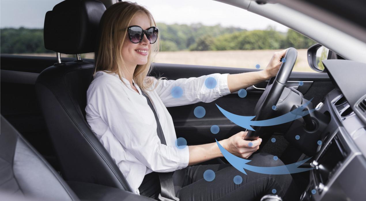 Ballús S.A. llança un servei de desinfecció del teu cotxe en només 10 minuts