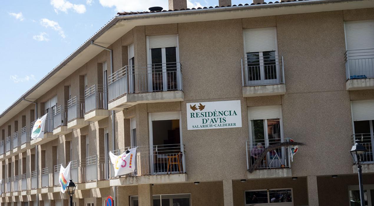 La Generalitat obre un expedient sancionador a la residència de Bagà