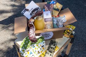El Berguedà regalarà 200 cistelles amb productes i vals de descompte a famílies catalanes que hagin criat durant la pandèmia