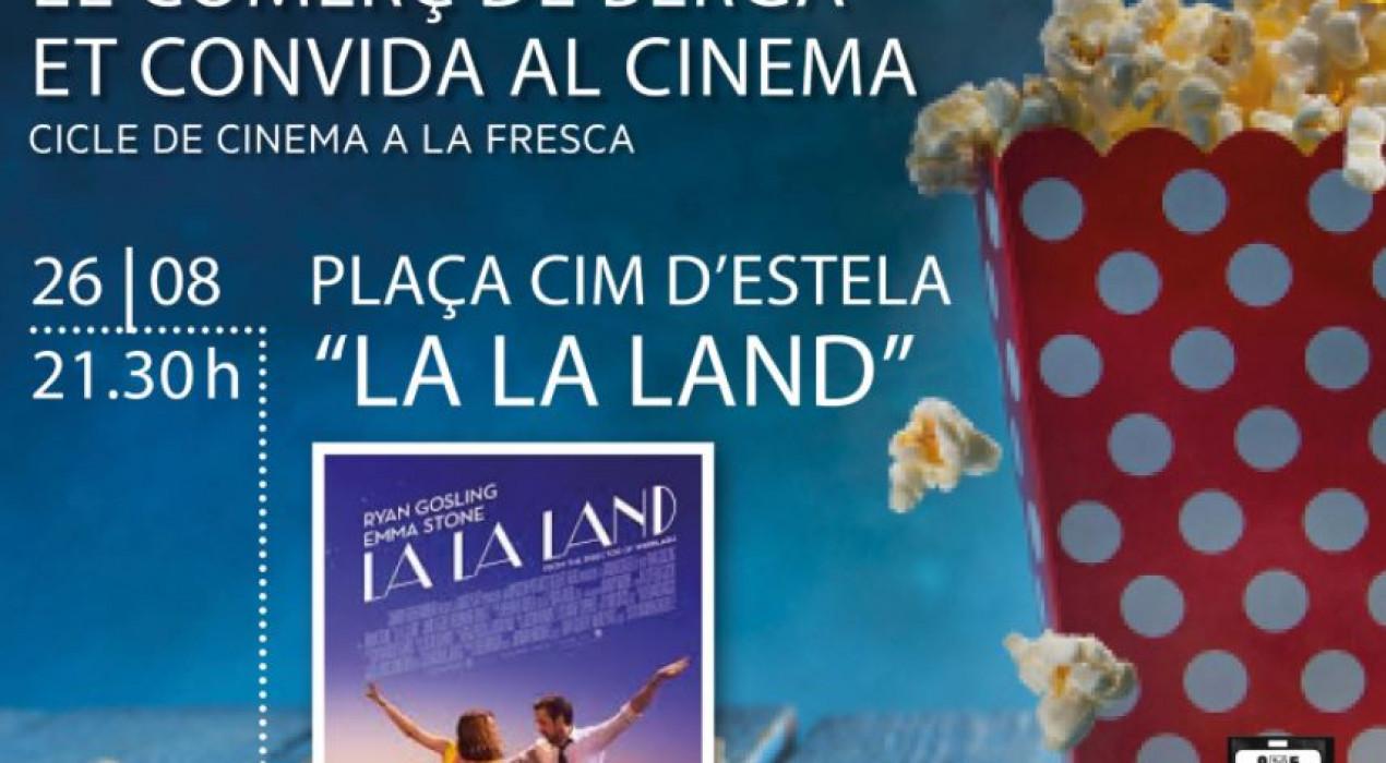 Cinema a la fresca: LA LA LAND