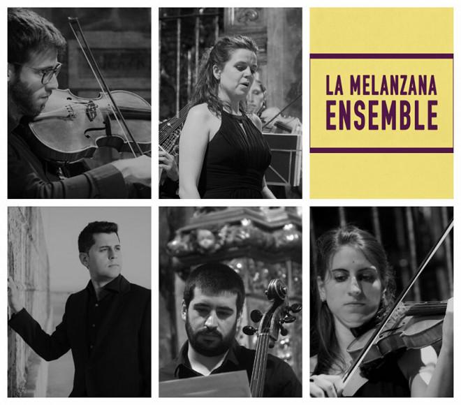CONCERT La Melanzana Ensemble @ Monestir de Santa Maria de Lillet (LA POBLA DE LILLET)