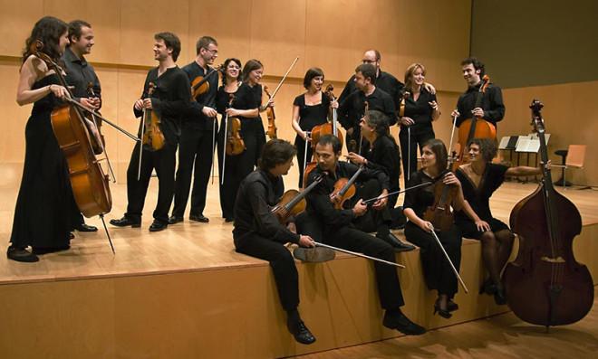 Concert de l'Orquestra de Cambra Terrassa 48 @ Monestir Sant Llorenç (GUARDIOLA DE BERGUEDÀ)