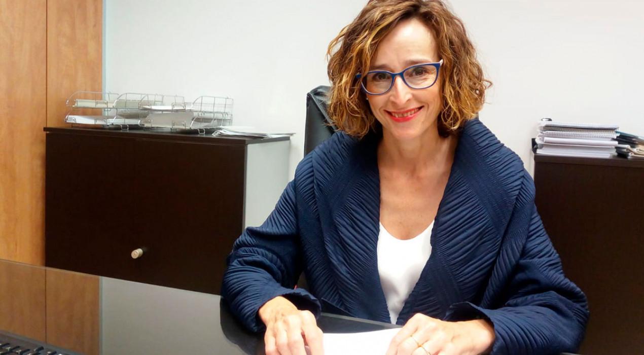 Anna Forcada, nova gerent de l'hospital de Berga