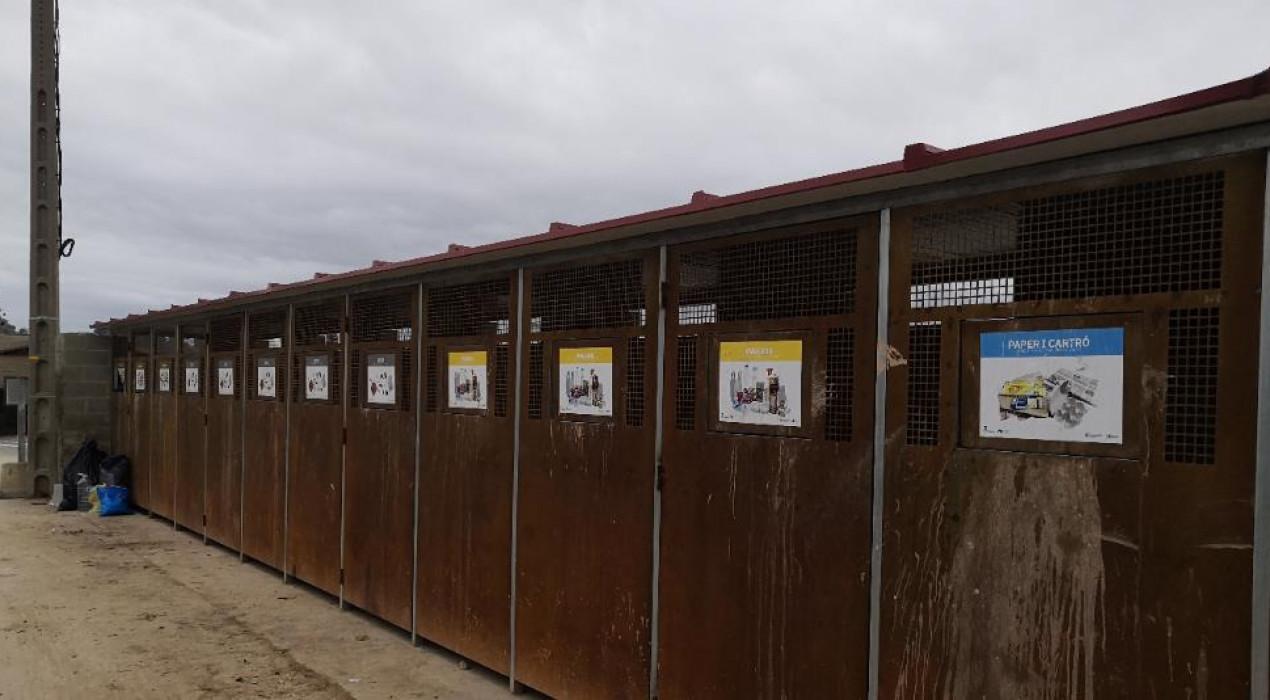 Primer pas per millorar la recollida d'escombraries en càmpings del Berguedà