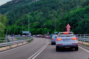 """El PSC reclama concreció per a l'autovia fins al Túnel del Cadí, després de """"reiterats incompliments"""" del Govern"""