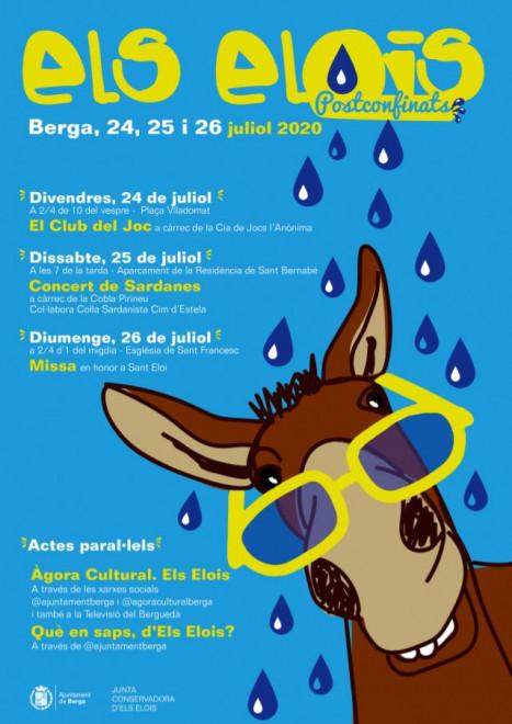 Els Elois postconfinats @ Plaça Viladomat (BERGA)