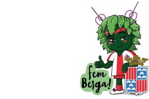 El CE Berga impulsa 'Fem Berga', una campanya per incentivar el consum en establiments de la ciutat