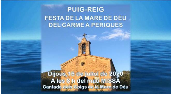 Festa Major del Carme a Periques @ Puig-reig