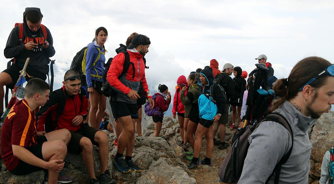 El Grup de Defensa de la Natura alerta des de fa un any que cal regular l'accés al Pedraforca