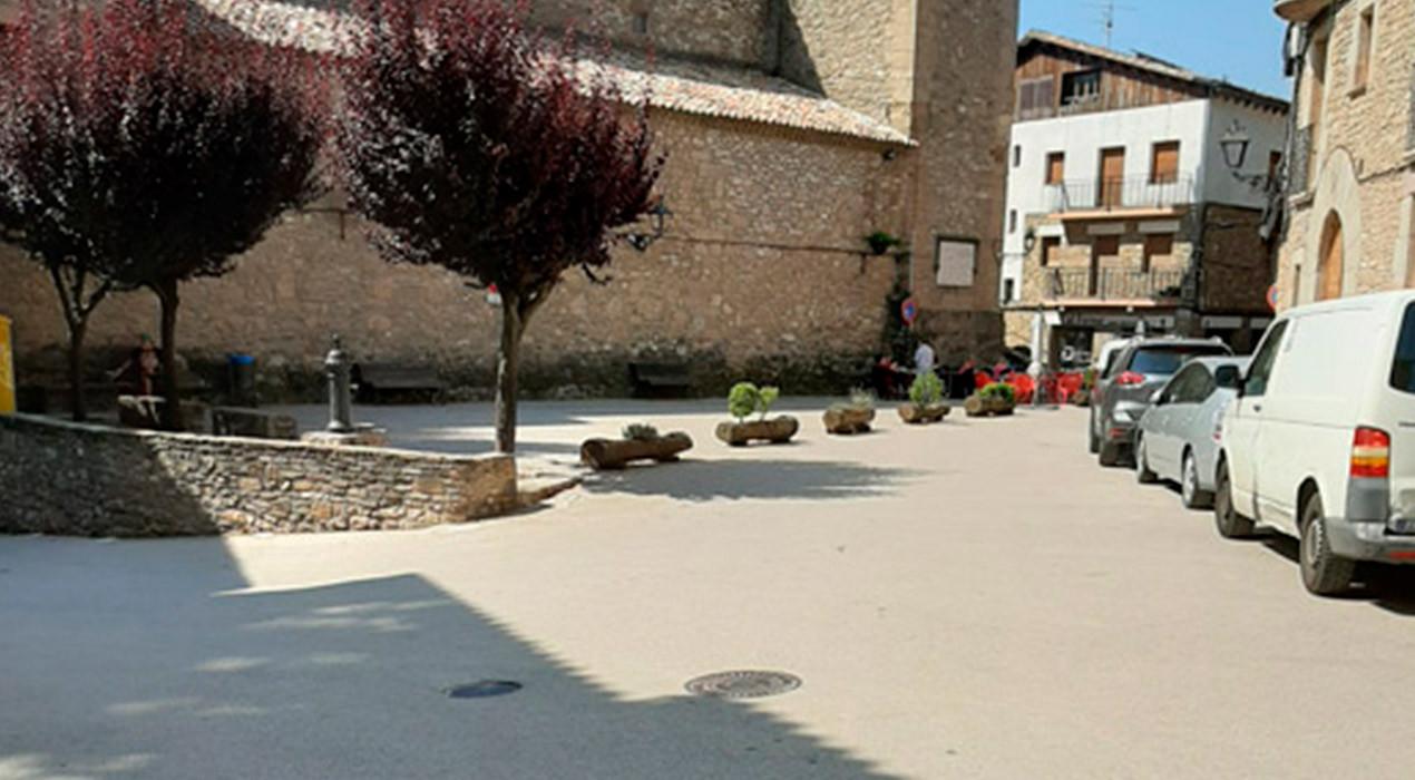 Borredà aconsegueix ajuts de la Generalitat per remodelar el municipi