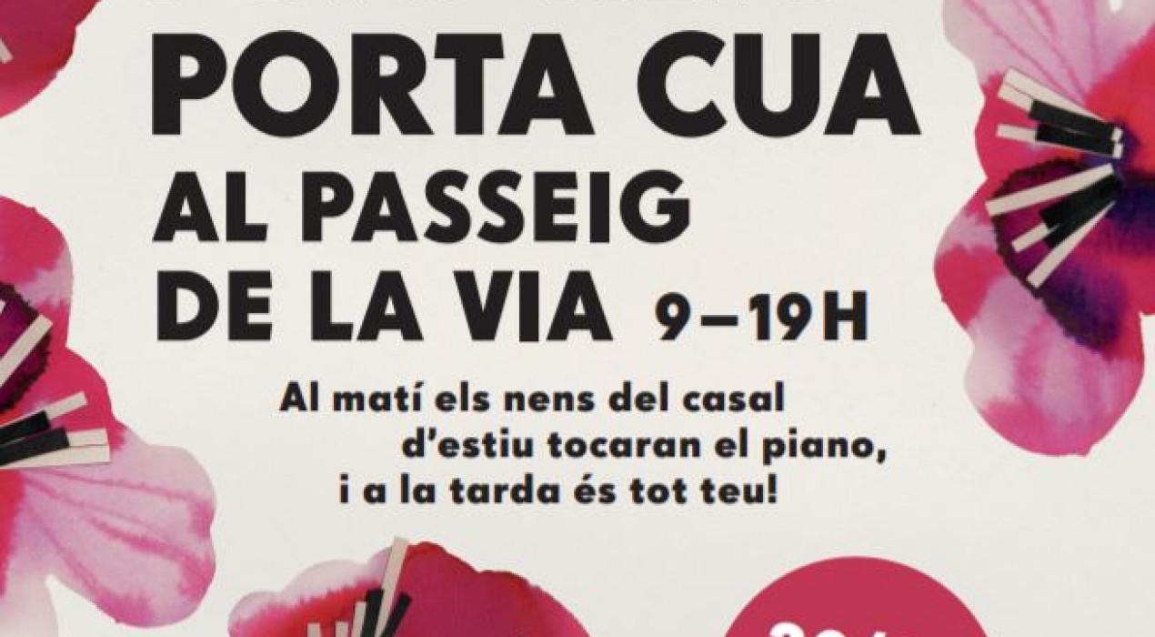 MARIA CANALS PORTA CUA