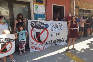La Plataforma Anti-Incineradora vol la dimissió de Jesús Calderer